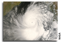 NASA Forecasting Experiment for Cyclones Shows Promise
