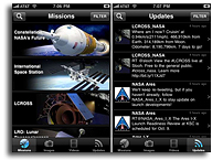 NASA iPhone App now Available from App Store