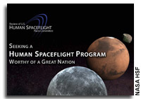The Review of U.S. Human Spaceflight Plans Committee Releases Final Report