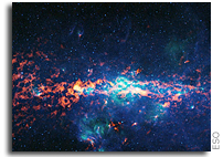 APEX Telescope Provides New Guide to the Galaxy