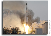 Photo Report: Progress M-66 Spacecraft Launched From Baikonur Cosmodrome