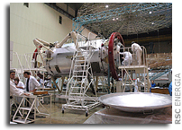 Photo Report: Russia Prepares MRM Research Modules For Their Trip to The International Space Station