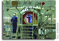 Preparing Russia's Mini Research Modules For Launch