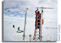 MacGyvers of Polar Science - Research Associates Ensure Experiments Keep Running Year-round
