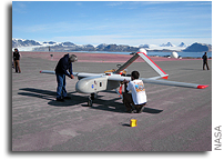 NASA Airborne Expedition Chases Arctic Sea Ice Questions