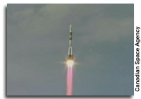 Soyuz TMA-15 Launches Three Astronauts to the International Space Station to Augment Crew to Six