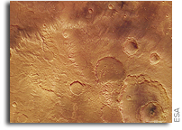 Craters Young and Old in Sirenium Fossae on Mars