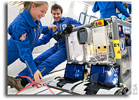 Teams Selected for 'Fly Your Thesis!' 2010 Microgravity Program