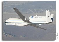 NASA's Gobal Hawk Takes Off