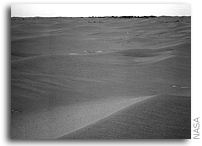 Mars Exploration Rover Opportunity  Update: Leaving Marquette Behind