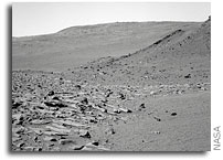 Mars Rover Spirit Update: Winter Preparations Nearly Complete