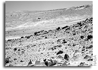 Mars Rover Spirit Update: Spirit Hunkers Down for Winter