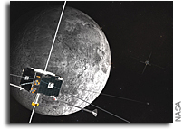 First ARTEMIS Spacecraft Successfully Enters Lunar Orbit