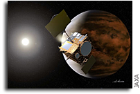 Venus Climate Orbiter 'AKATSUKI' Venus Observation Orbit Injection (VOI-1) Result