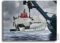 Upgrading the Famous Alvin Research Submersible