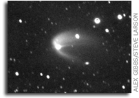 Catalina Sky Survey Discovers Possible Extinct Comet