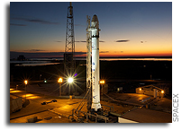Falcon 9 Launch Update