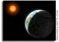 NASA and NSF-Funded Research Finds First Potentially Habitable Exoplanet