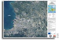 First Satellite Map of Haiti Earthquake Damage