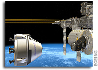 Boeing Submits Proposal for 2nd Round of NASA Commercial Crew Development Program