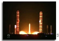 A Russian Proton Rocket Successfully Launched the European KA-SAT Satellite Today