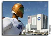 Robots Invade Kennedy Space Center