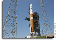 Delta 4 Poised to Launch with Next Generation GPS Satellite
