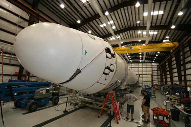 Falcon 9 / Dragon (vol COTS 1) (08/12/2010) IMG_8390_KenKremer