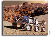 Life on Mars: University of Leicester to detect clues for alien existence