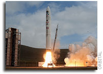Orbital Successfully Launches First Minotaur IV Rocket for U.S. Air Force