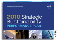 NASA Announces Strategic Sustainability And Performance Plan