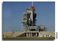 Discovery Still on Track for Wednesday Afternoon Launch
