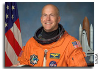 Astronaut Alan Poindexter Leaves NASA