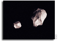 How Asteroids Split Up -- Mystery of asteroid pairs solved