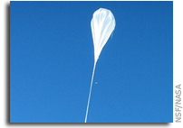 NSF/NASA Scientific Balloon Launches From Antarctica