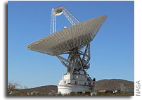 Historic Deep Space Network Antenna Starts Major Surgery