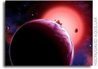 Super-Earth Has an Atmosphere, But Is It Sreamy or Gassy?