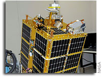 NASA's FASTSAT Satellite Readies for Shipment to Alaska