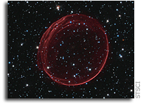 Hubble Spots a Celestial Bauble