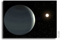 International Team of Scientists Reports Discovery of a New Planet