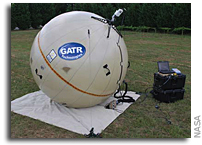 NASA Spinoff: Inflatable Antennas Support Emergency Communication
