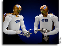 NASA and GM Create Cutting Edge Robotic Technology
