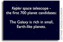 NASA Blog: Planets Large and Small: Dimitar Sasselov: the Kepler Planetary Candidates in My TED Talk