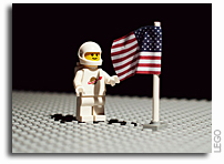 NASA And The LEGO Group Partner To Inspire Children To Build And Explore The Future