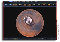 NASA and Microsoft Provide Mars 3-D Close Encounter