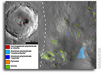 New Clues Suggest Wet Era on Early Mars was Global