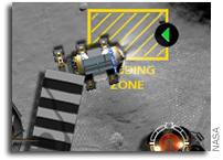 NASA Lunar Electric Rover Simulator iPhone App