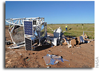 NASA Releases Report About Australia Balloon Mishap