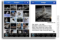 NASA Images iPhone App