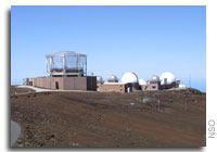 Largest Solar Telescope to be Built on Haleakala on the Island of Maui